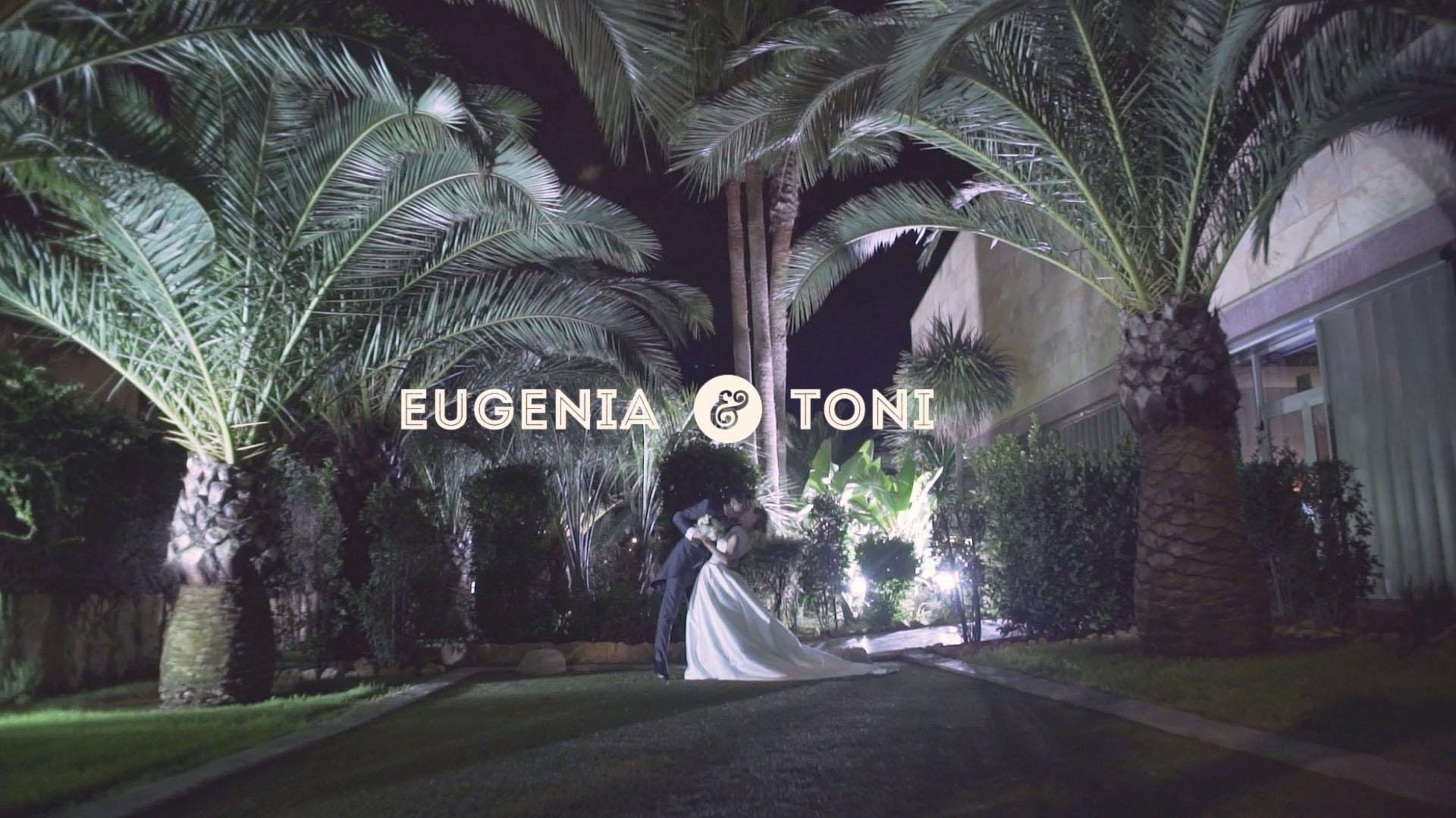 Eugenia y Toni 2